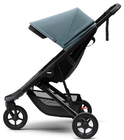 New stroller - Thule Spring 2020 for neighborhood walks and slightly harsh terrain