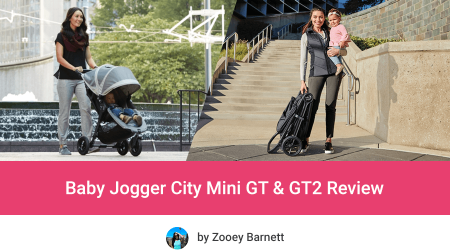 Review of Baby Jogger City Mini GT and City Mini GT2