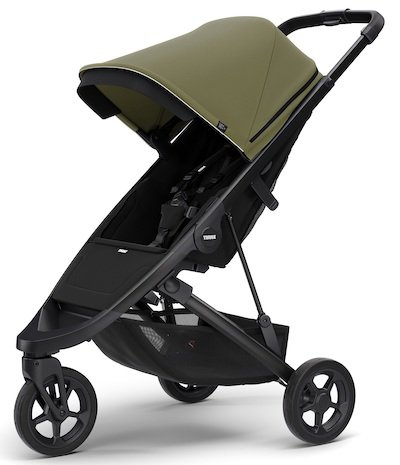 Thule Spring - First single city stroller by Thule