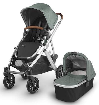 UPPAbaby Vista - One of the best convertible strollers for 2019