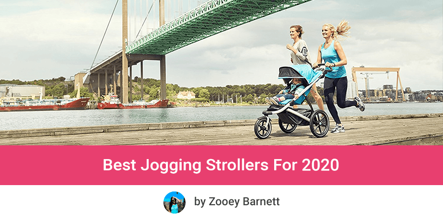 Best Jogging Strollers 2020 & Strollers For Running