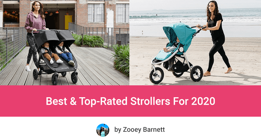 Best & Top Strollers For 2020