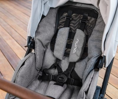 MIXX pram stroller - all-season seat