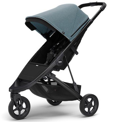 Thule Spring 2020 - new & best stroller for 2020 with fairly lightweight design