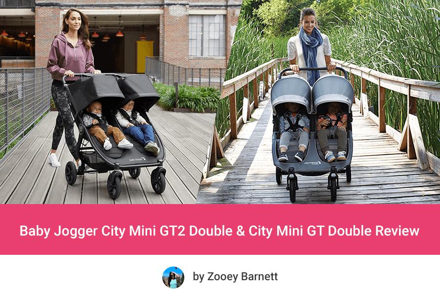 2020 Baby Jogger City Mini GT2 Double vs 2016 Baby Jogger City Mini GT Double - Review and Comparison