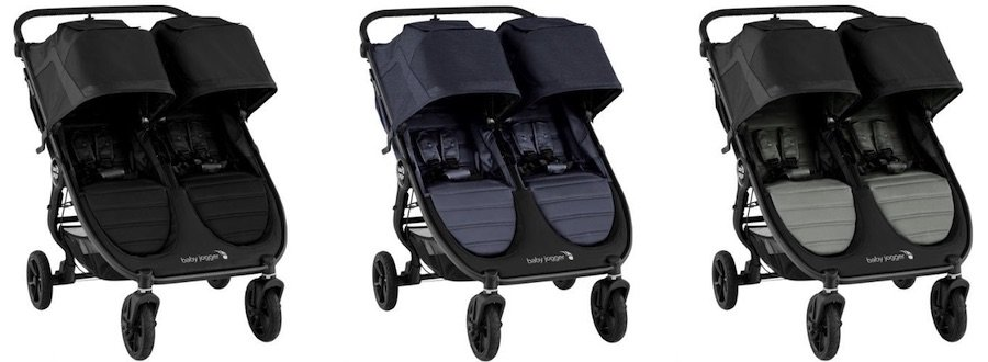 Baby Jogger City Mini GT2 Double - New fashions