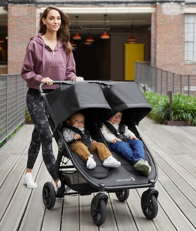 Baby Jogger City Mini GT2 Double Stroller - New double stroller in 2020 that can accommodate even a 4 year old