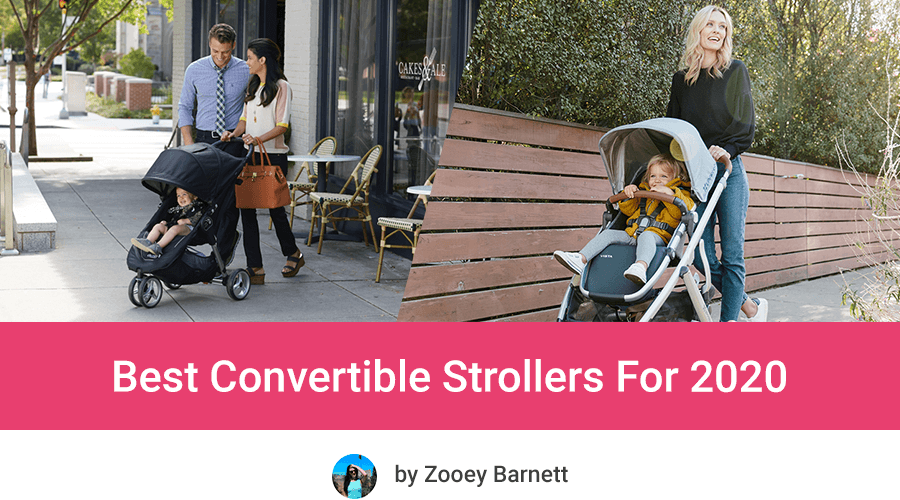 Best Convertible Strollers for 2020