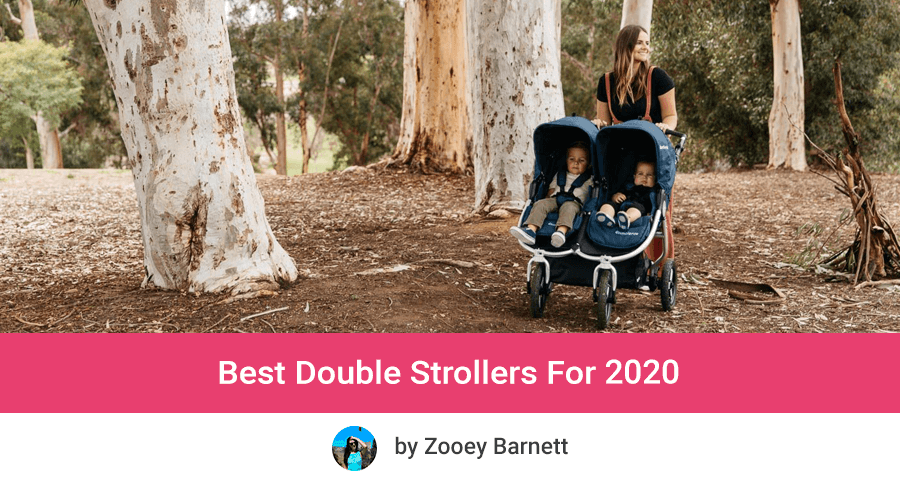 Best Double and Twin Strollers 2020