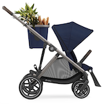 Cybex Gazelle S - one of the best expandable strollers