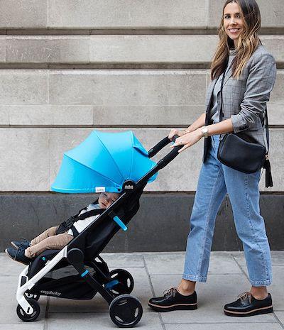 Ergobaby Metro - convenient lightweight stroller for travel