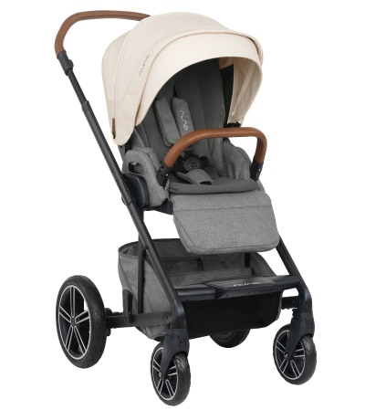 Nuna MIXX stroller - Compaitble with bassinet (sold separately)