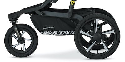 BOB Alterrain PRO - Is This THE BEST Jogging Stroller Ever?