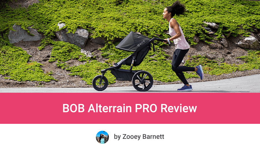BOB Alterrain PRO Stroller Review