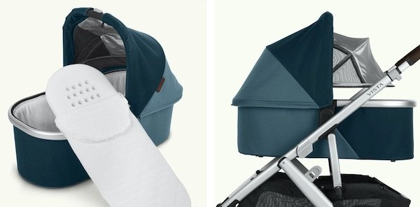UPPAbaby VISTA V2 2020 - Bassinet features