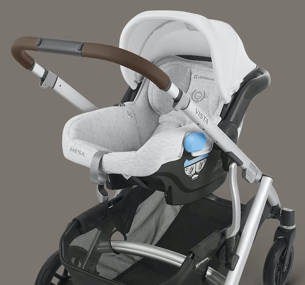 UPPAbaby VISTA V2 2020 Travel System - With Mesa Infant Car Seat
