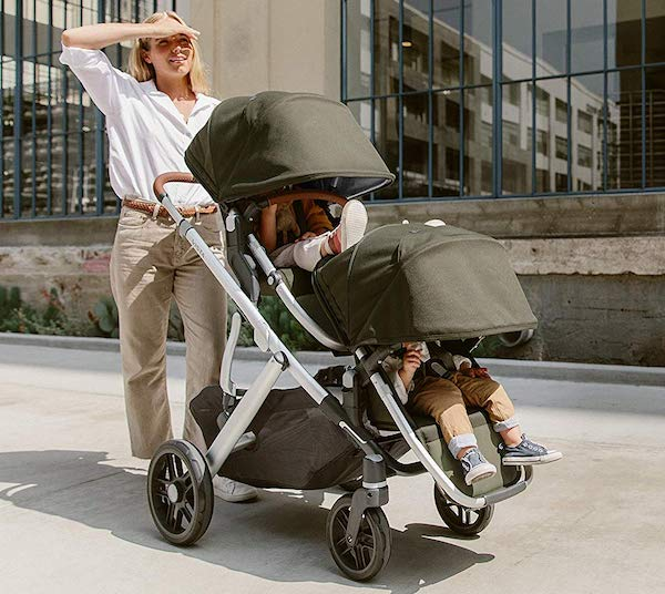 UPPAbaby VISTA V2 - Awesome canopy