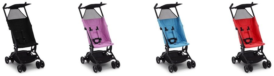 Delta Children The Clutch Stroller - 4 Colors