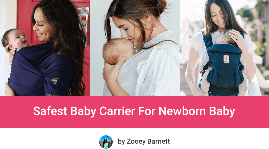 Safest Baby Carriers For Newborn Baby