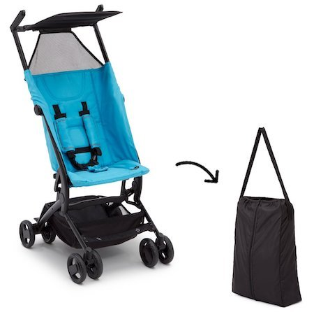 The Clutch Stroller by Delta Children - Compact Fold