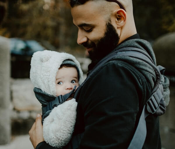 Can you use baby carrier instead of stroller?