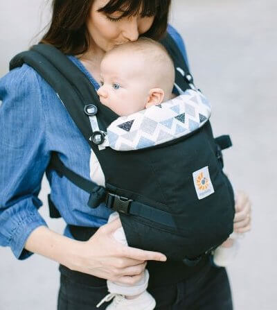 Ergobaby Adapt - Provides most natural position for the baby