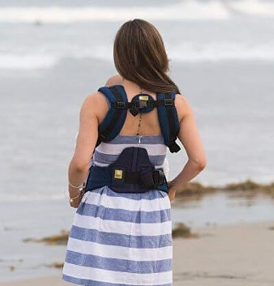 Lillebaby Complete Airflow - Best carrier for back pain