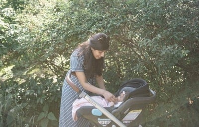 UPPAbaby VISTA with MESA Infant Car Seat