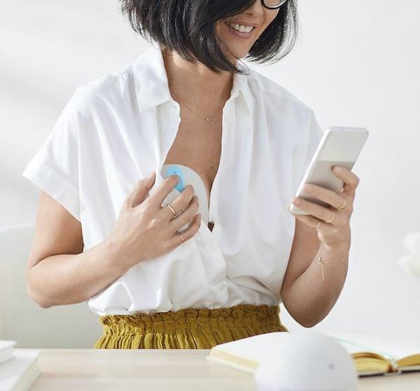 Willow Pump - For multitasking moms