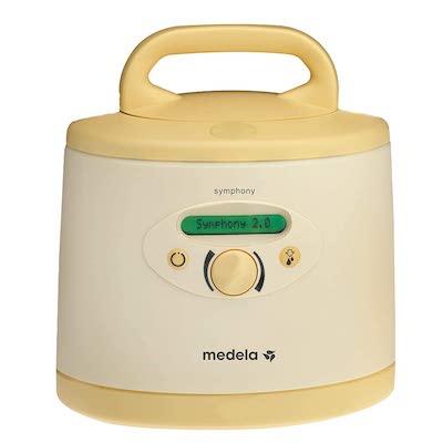 Medela Symphony Hospital-grade pump often recommended for low milk supply