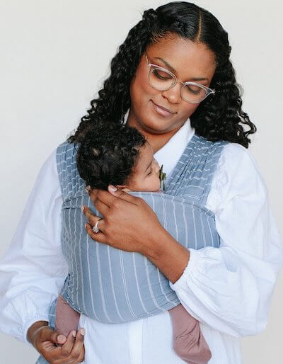 Solly Baby Wrap Carrier Plus Size
