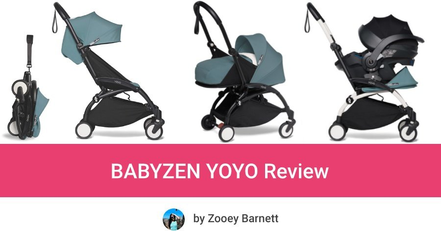 BABYZEN YOYO Review