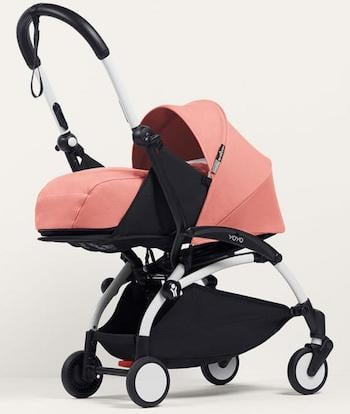 BABYZEN YOYO+ with carrycot, baby zen bassinet