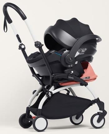 BABYZEN YOYO infant car seat, yoyo babyzen which car seat