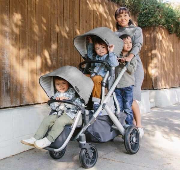 VISTA expandable stroller