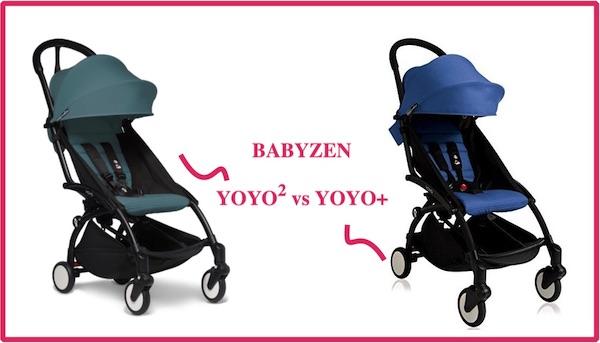 BABYZEN YOYO+ vs BABYZEN YOYO2