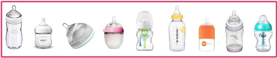 How many bottles should I buy for baby?