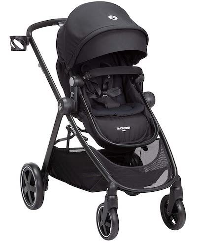 Maxi Cosi Zelia Baby Stroller With Integrated Carrycot
