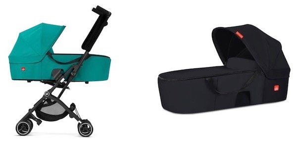 Pockit Plus stroller with carrycot