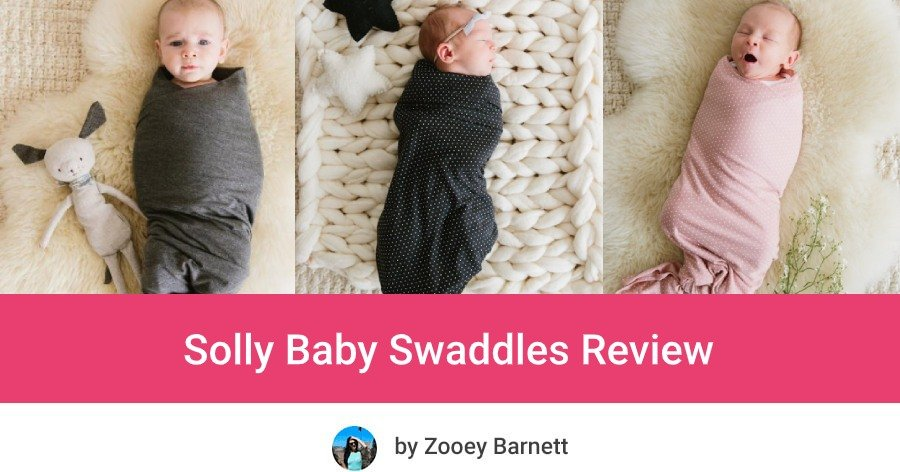Solly Baby Swaddles Review