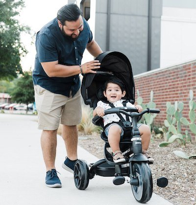 Joovy Tricycoo LX - Affordable tricycles toddler