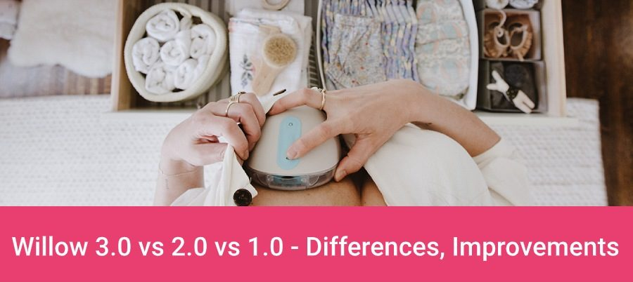 How does Willow generation 3 differ from Willow 2.0 and Willow 1.0