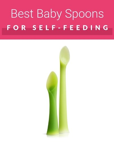 Best Spoons For Self Feeding Baby