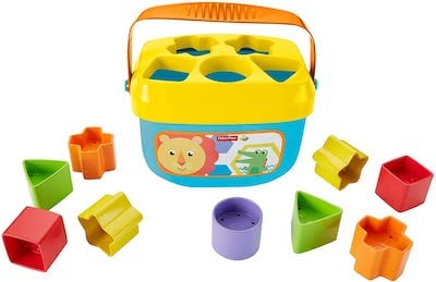 Fisher Price Baby's First Set of Blocks