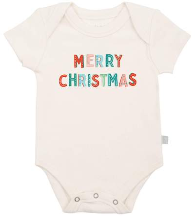 Infant girls Christmas outfit
