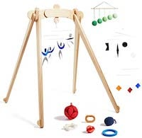 Monti Kids play gym review