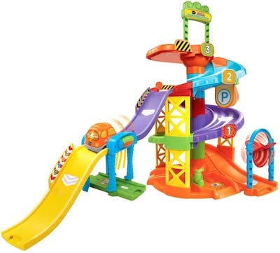 VTech Go Go Smart Wheel Spiral Tower Playset