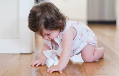 When Should I Be Concerned About My Baby Not Crawling