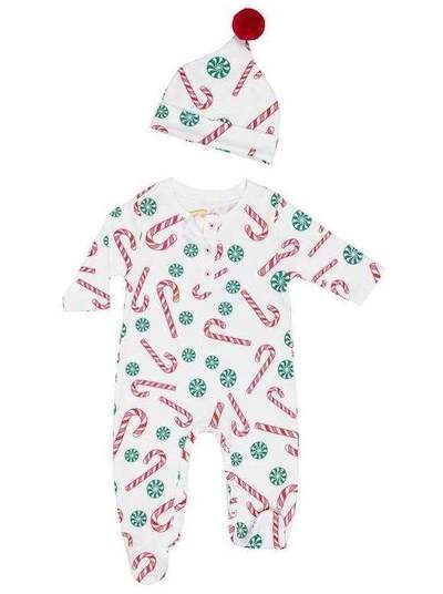 baby 1st christmas outfits