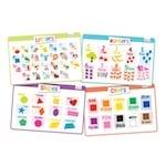 merka educational placemats